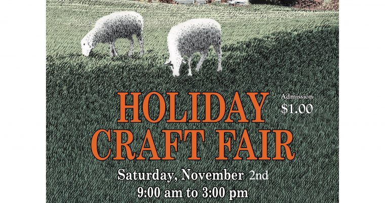 Our 44th Annual Holiday Craft Fair